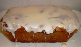 Iced Apple Bread (also known as ELijay Apple Bread)